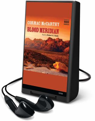 Blood Meridian [With Earbuds]