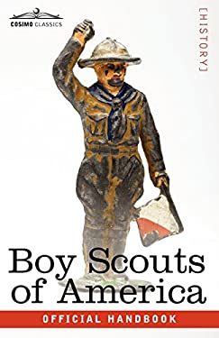 Boy Scouts of America: The Official Handbook for Boys, Seventeenth Edition 9781616403003
