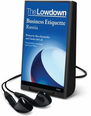 Business Etiquette - Russia 9781616578206