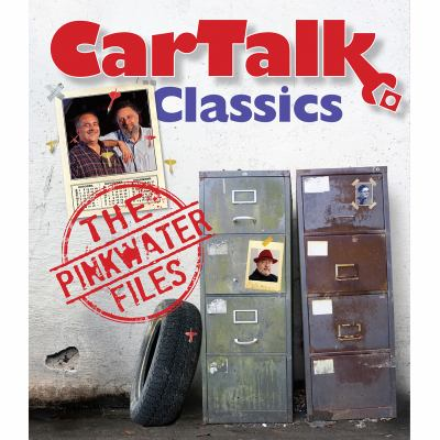 Car Talk Classics: The Pinkwater Files 9781611745474