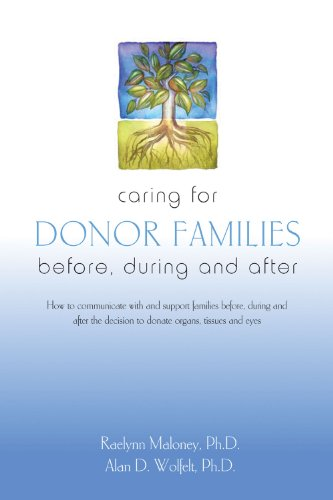 Caring for Donor Families: Before, During, and After 9781617221361