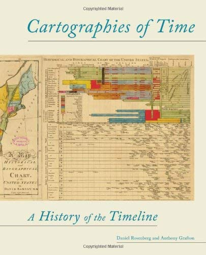 Cartographies of Time: A History of the Timeline 9781616890582