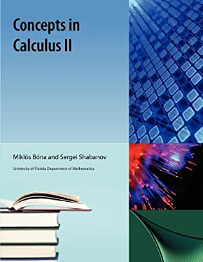 Concepts in Calculus, II 9781616101619