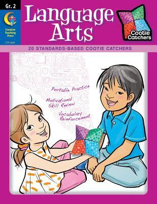 Cootie Catchers, Language Arts, Grade 2 9781616013295