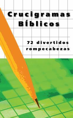 Crucigramas Biblicos: 72 Rompecabezas Divertidos = Bible Crosswords