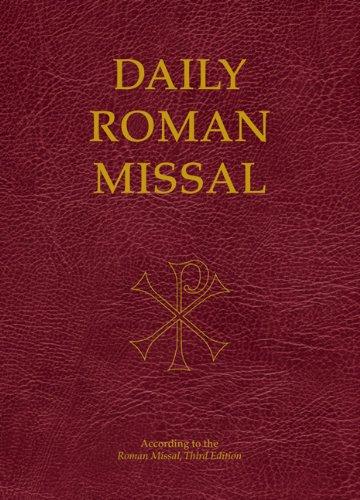 Daily Roman Missal 9781612785097