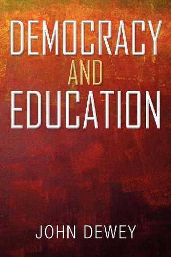 Democracy and Education 9781613820957