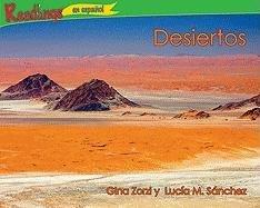 Desiertos = Deserts 9781615414246