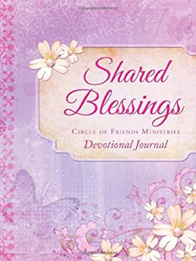 Shared Blessings Devotional Journal 9781616265144