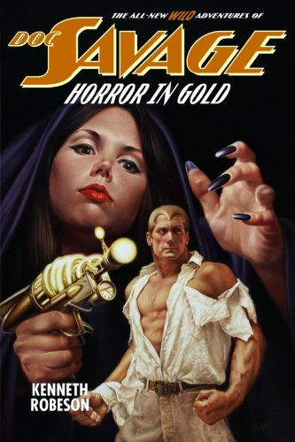 Doc Savage: Horror in Gold 9781618270238