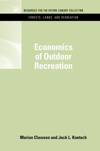 Economics of Outdoor Recreation 9781617260346