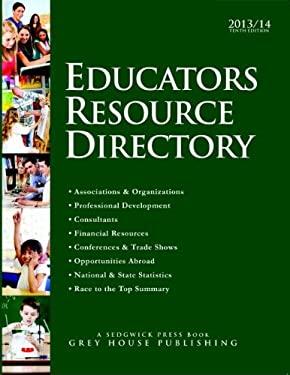Educators Resource Directory, 2013/14 9781619251137