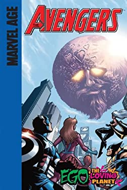 The Avengers: Ego: The Loving Planet 9781614790143