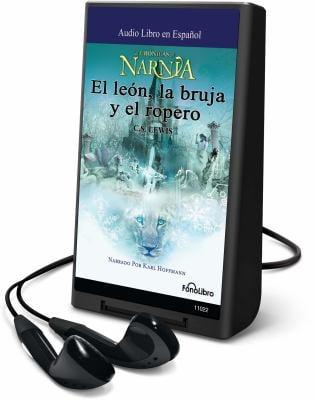 El Leon, La Bruja y El Ropero [With Earbuds] 9781615458653