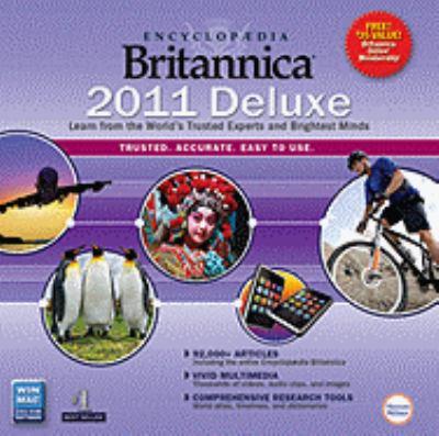 Encyclopaedia Britannica Deluxe