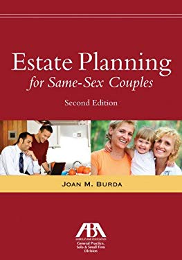 Estate Planning for Same-Sex Couples 9781614383239
