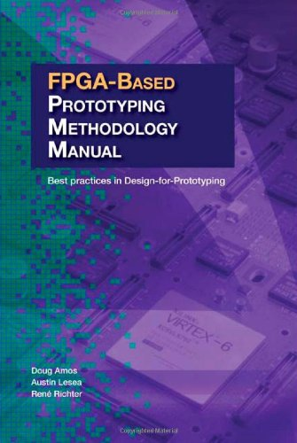 FPGA-Based Prototyping Methodology Manual: Best Practices in Design-For-Prototyping 9781617300042