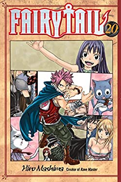 Fairy Tail, Volume 20 9781612620572