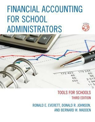 Financial Accounting for School Administrators: Tools for School [With CDROM] 9781610487726