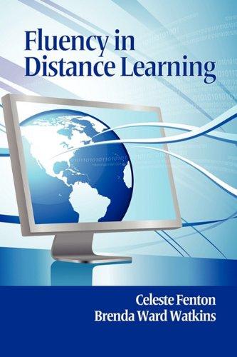 Fluency in Distance Learning (PB)