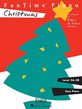 FunTime Piano, Level 3A-3B, Christmas 9781616770068