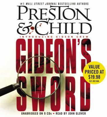 Gideon's Sword 9781611136913