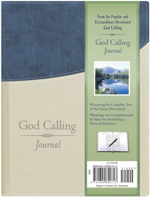 God Calling Journal 9781616260712