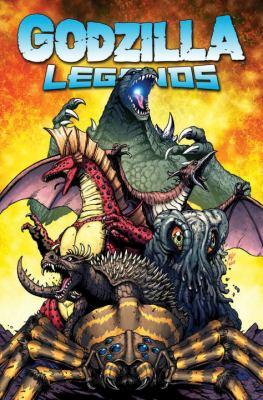 Godzilla: Legends 9781613772232