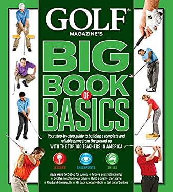 Golf Big Book of Basics 9781618930071