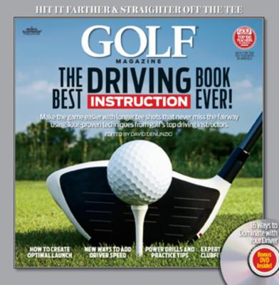 The Best Driving Instruction Book Ever! [With DVD] 9781618930262