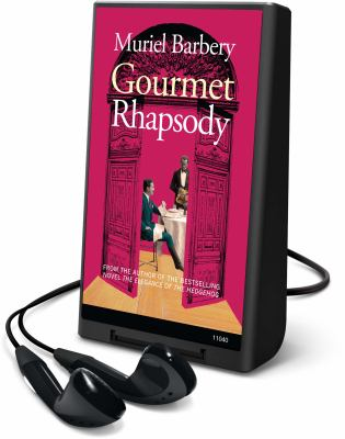 Gourmet Rhapsody [With Earbuds] 9781615458837