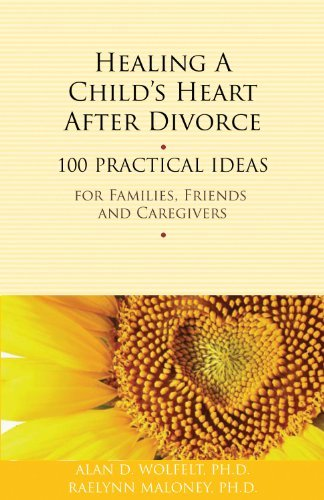 Healing a Child's Heart After Divorce: 100 Practical Ideas for Families, Friends and Caregivers 9781617221422