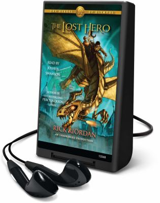Heroes of Olympus, Book 1: The Lost Hero 9781616572501