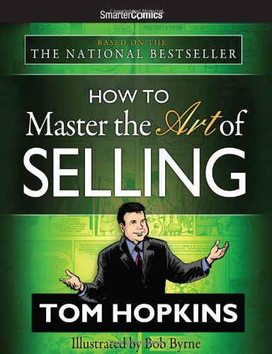How to Master the Art of Selling from SmarterComics 9781610660037