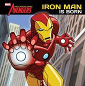 Iron Man Is Born 18058523