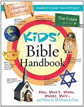 Kids' Bible Handbook 9781616263423