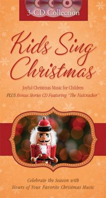 Kids Sing Christmas: Split-Track Music for Children 9781616260606