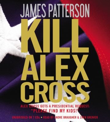 Kill Alex Cross 9781611139693