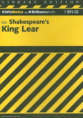 On Shakespeare's King Lear 9781611068818