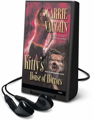 Kitty's House of Horrors [With Earbuds] 9781615458547
