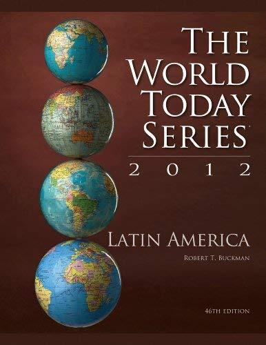 Latin America 2012 9781610488877