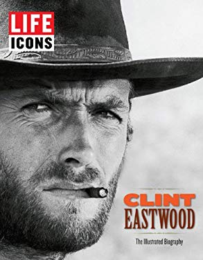 Life Icons Clint Eastwood 9781618930347