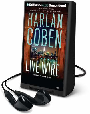 Live Wire [With Earbuds] 9781611066807