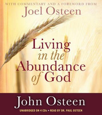 Living in the Abundance of God 9781619696563