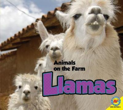 Llamas 9781616909307