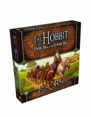 Lord of the Rings Lcg: The Hobbit: Over Hill and Under Hill 9781616614416