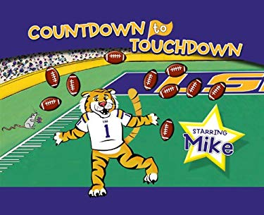 LSU Countdown to Touchdown 9781615240814