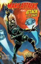 MARS ATTACKS VOLUME 1 ATTACK FROM SPACE 19980329