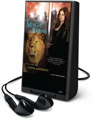 Magic Burns [With Earbuds] 9781615457731