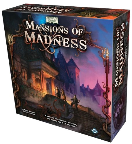 Mansions of Madness 9781616610159